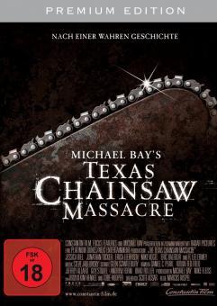 Michael Bay's Texas Chainsaw Massacre (2003) (2 DVDs Premium Edition) [FSK 18] [Gebraucht - Zustand (Sehr Gut)]
