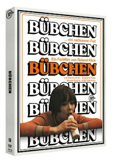 Bübchen (Limited Digipak, Blu-ray+DVD, Cover A) (1968) [Blu-ray]