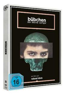 Bübchen (Limited Digipak, Blu-ray+DVD, Cover B) (1968) [Blu-ray]
