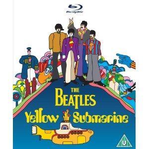 Beatles - Yellow Submarine (1968) [Blu-ray]
