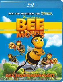 Bee Movie - Das Honigkomplott (2007) [Blu-ray]