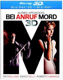 Bei Anruf Mord! (1959) [3D Blu-ray]