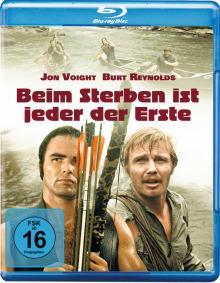 Beim Sterben ist jeder der Erste (1972) [Blu-ray]
