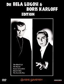 Die Boris Karloff & Bela Lugosi Edition (5 DVDs)