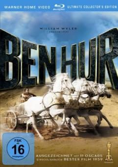 Ben Hur (3 Disc Ultimate Collector's Edition) (1959) [Blu-ray]