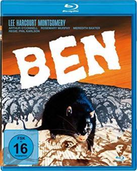 Ben - Aufstand der Ratten (1972) [Blu-ray]