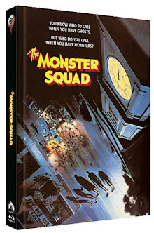 Monster Busters (Limited Mediabook, Blu-ray+2 DVDs, Cover D) (1987) [FSK 18] [Blu-ray]