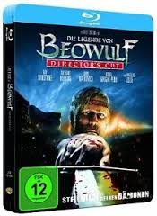 Die Legende von Beowulf (Director's Cut, Steelbook, Erstauflage) (2007) [Blu-ray]