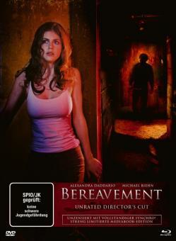 Bereavement (Limited Mediabook, Blu-ray+DVD, Cover A) (2010) [FSK 18] [Blu-ray]