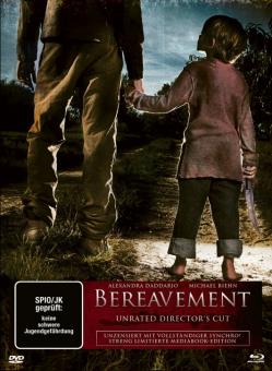 Bereavement (Limited Mediabook, Blu-ray+DVD, Cover B) (2010) [FSK 18] [Blu-ray]