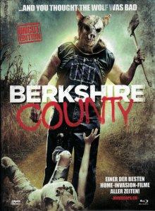 Berkshire County (Limited Mediabook, Blu-ray+DVD) (2014) [FSK 18] [Blu-ray]