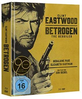 Betrogen (Limited Mediabook, Blu-ray+2 DVDs) (1971) [Blu-ray]