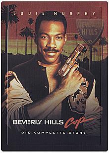 Beverly Hills Cop 1-3 (3 DVDs im Steelbook inkl. Poster)