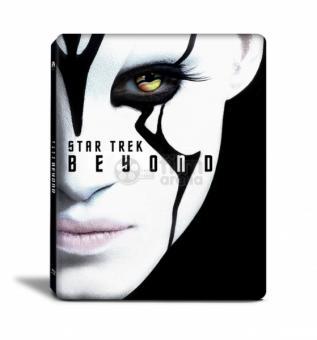 Star Trek Beyond (Limited Filmarena Steelbook, 3D Blu-ray+Blu-ray) (2016) [EU Import] [Blu-ray]