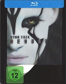 Star Trek Beyond (Limited Steelbook, 3D Blu-ray+Blu-ray) (2016) [Blu-ray]