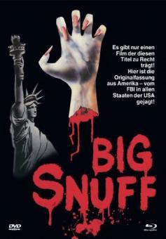 Big Snuff (Limited Mediabook Edition) (1976) [FSK 18] [Blu-ray]