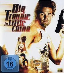 Big Trouble in Little China (1986) [Blu-ray]