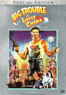 Big Trouble in Little China (Special Edition, 2 DVDs im Steelbook) (1986)