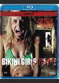 Bikini Girls on Ice (Uncut) (2009) [FSK 18] [Blu-ray]