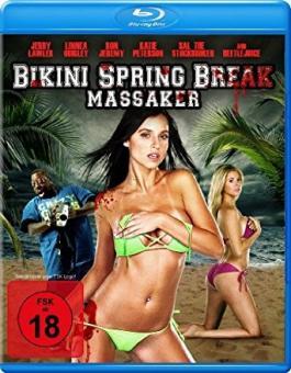 Bikini Spring Break Massaker (2012) [FSK 18] [Blu-ray]