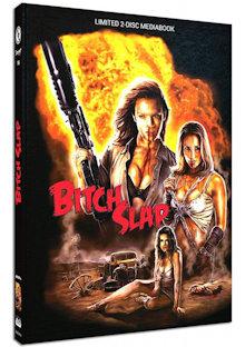 Bitch Slap (Limited Mediabook, Blu-ray+DVD, Cover A) (2009) [FSK 18] [Blu-ray]