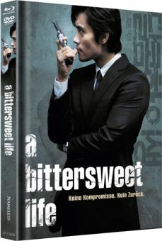 A Bittersweet Life (4 Disc Limited Mediabook, 2 Blu-ray's+2 DVDs, Cover A) (2005) [FSK 18] [Blu-ray]
