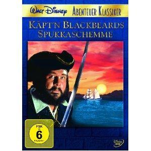 Käpten Blackbeards Spukkaschemme (1968)