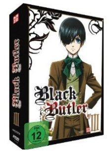 Black Butler - Box Vol. 3 - Episoden 14-19 (2 DVDs)