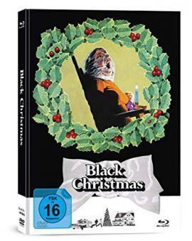 Black Christmas (Limited Mediabook, Blu-ray+DVD) (1974) [Blu-ray]