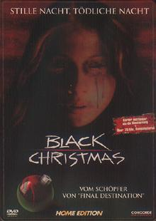 Black Christmas - Stille Nacht, tödliche Nacht (Steelbook) (2006) [FSK 18]