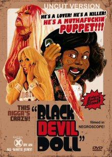 Black Devil Doll (Uncut Version) (2007) [FSK 18] [Gebraucht - Zustand (Sehr Gut)]