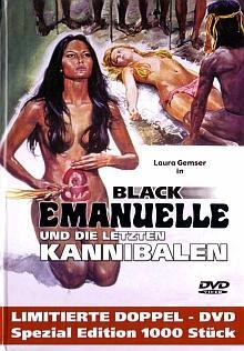 Black Emanuelle und die letzten Kannibalen (Große Hartbox, Limitiert auf 1000 Stück, 2 DVDs) (1977) [FSK 18]