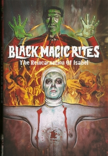 Black Magic Rites - The Reincarnation of Isabel (Große Hartbox, Blu-ray+DVD) (1973) [FSK 18]