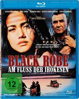 Black Robe - Am Fluß der Irokesen (1991) [Blu-ray]