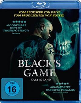 Black's Game - Kaltes Land (2012) [Blu-ray]