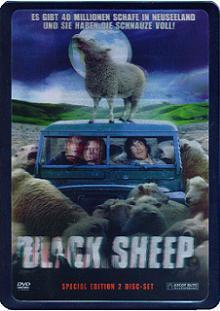 Black Sheep (Uncut, 2 DVDs Metalpak) (2007) [FSK 18]