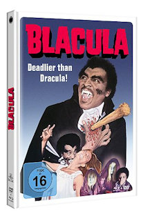 Blacula (Limited Mediabook, Blu-ray+DVD) (1972) [Blu-ray]