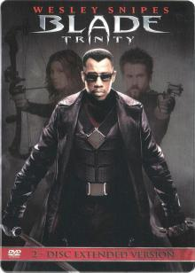 Blade Trinity (Limited Extended Version, 2 DVDs im Steelbook) (2004) [FSK 18]
