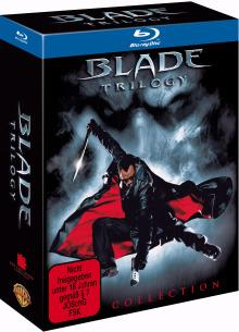Blade Trilogy - The Collection (3 Discs) [FSK 18] [Blu-ray]