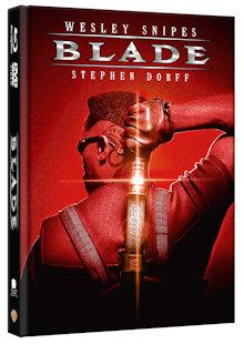 Blade (Limited Mediabook, Blu-ray+DVD) (1998) [FSK 18] [Blu-ray]