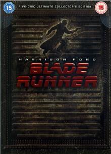 Blade Runner - Ultimate Collectors Edition (5 DVDs) (1982) [UK Import mit dt. Ton]