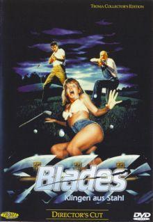 Blades - Klingen aus Stahl (Director's Cut) (1989) [FSK 18]