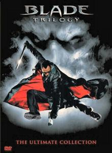 Blade Trilogy - The Ultimate Collection (4 DVDs) [FSK 18]
