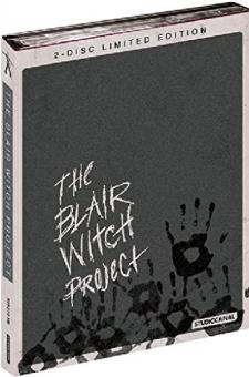 The Blair Witch Project (Limited Mediabook, Blu-ray+DVD) (1999) [Blu-ray]