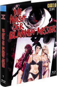 Die Nacht der blanken Messer (Kleine Hartbox) (1975) [FSK 18] [Blu-ray]
