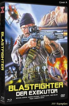 Blastfighter - Der Exekutor (Limited Mediabook, Blu-ray+DVD, Cover A) (1984) [FSK 18] [Blu-ray]