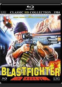 Blastfighter - Der Exekutor (Uncut) (1984) [FSK 18] [Blu-ray]