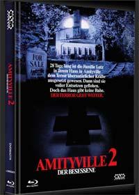 Amityville 2 - Der Besessene (Limited Mediabook, Blu-ray+DVD, Cover A) (1982) [FSK 18] [Blu-ray]