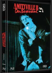 Amityville 2 - Der Besessene (Limited Mediabook, Blu-ray+DVD, Cover C) (1982) [FSK 18] [Blu-ray]