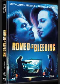 Romeo Is Bleeding (Limited Mediabook, Blu-ray+DVD, Cover C) (1993) [FSK 18] [Blu-ray]